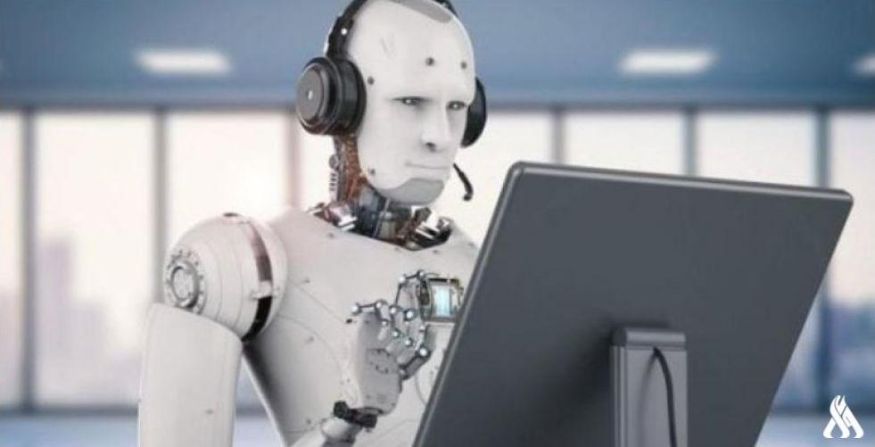 حوالى 43 بالمئة من الشركات التي شملها المسح تستعد لتقليص قوة العمل مع البشر