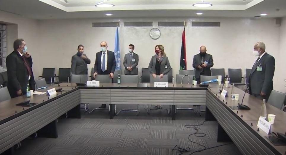 محادثات اللجنة الأمنية الليبية المشتركة تحقق تقدماً.. واتفاق على خفض التصعيد