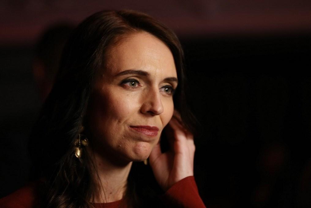 رئيسة وزراء نيوزيلندا جاسيندا ارديرن