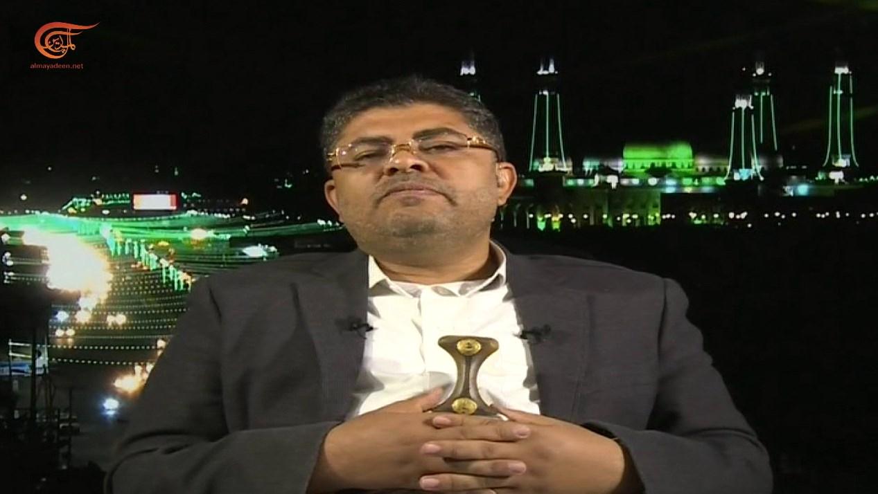 الحوثي: لسنا راضيين عن عملية تبادل الأسرى