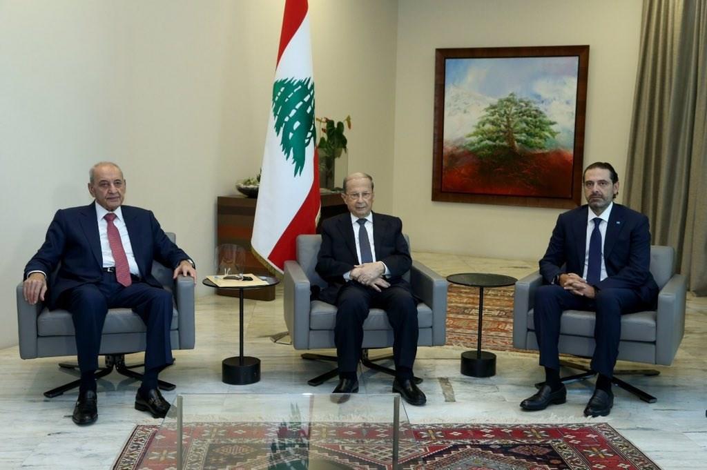 لبنان: تكليف سعد الحريري بتأليف الحكومة بـ65 صوتاً