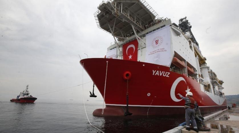 تركيا تستنكر اتهامات وجّهت إليها من دول متوسطية بشأن التنقيب