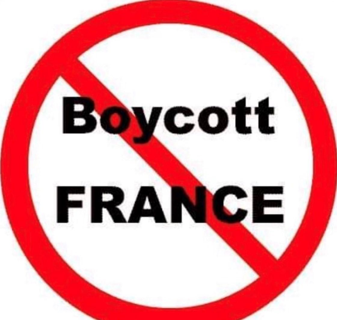 حملة لمقاطعة البضائع الفرنسية