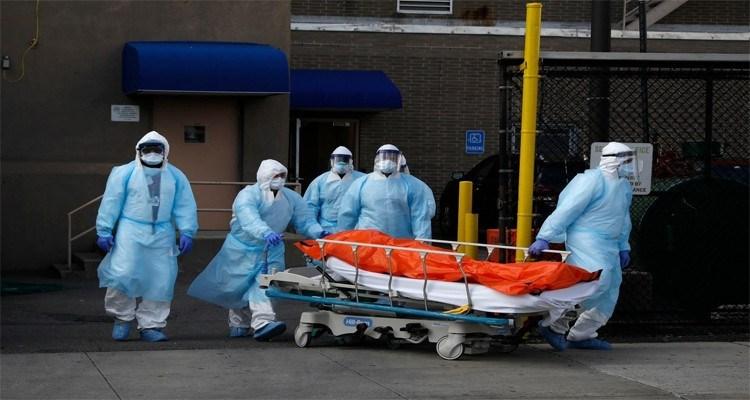 الولايات المتحدة تسجل 83948 حالة جديدة بكورونا و1200 حالة وفاة متوسطة يومية