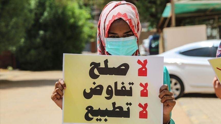 ما يفكّر به العدو الإسرائيلي ومعه السيد الأميركي طبعاً هو سماء السودان المفتوحة وأرضه الخيّرة وثرواته الهائلة