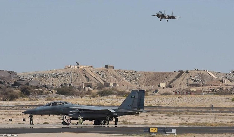 العملية استهدفت مرابض الطائرات الحربية في قاعدة الملك خالد وأصابتها بدقة