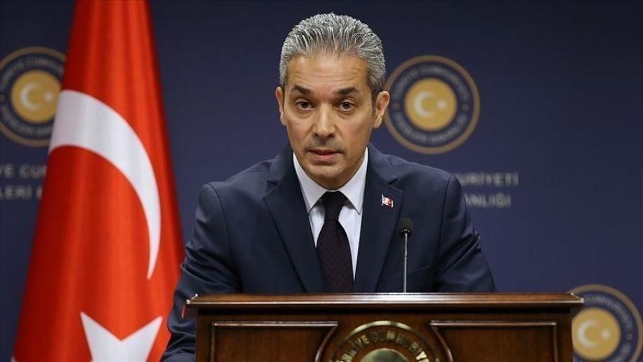 تركيا تستنكر التصريحات المصرية بشأن تدخلها في سوريا وتصفها بالـ