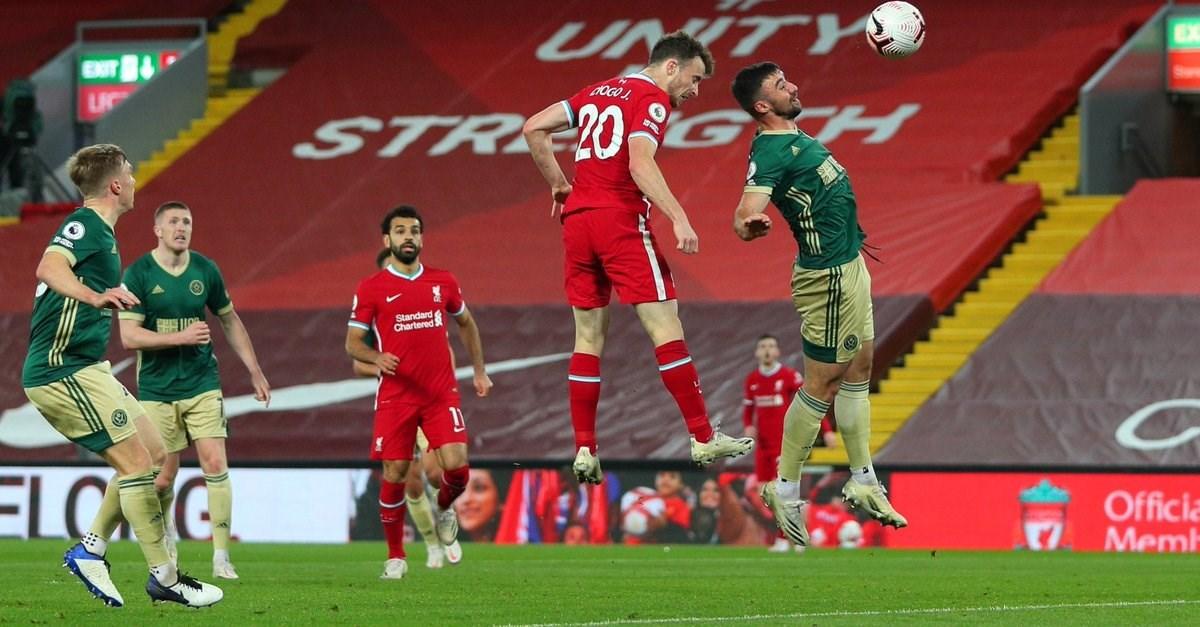 بقي ليفربول من دون خسارة على ملعبه للمباراة الـ62 توالياً