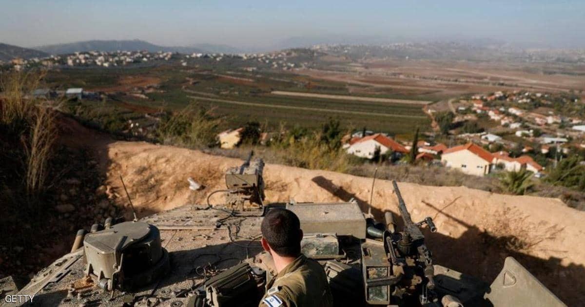الحدود اللبنانية الفلسطينية