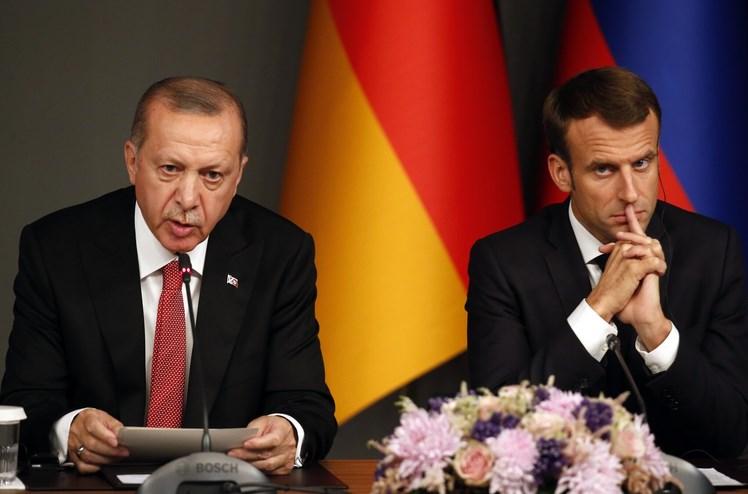 ينسى الطرفان التركي والفرنسي أن العلاقة كانت مميزة بينهما في بدايات
