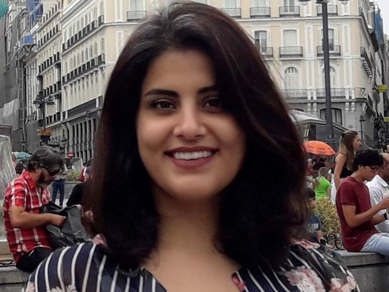 الناشطة السعودية لجين الهذلول بدأت إضراباً عن الطعام بعد منعها من الاتصال بعائلتها