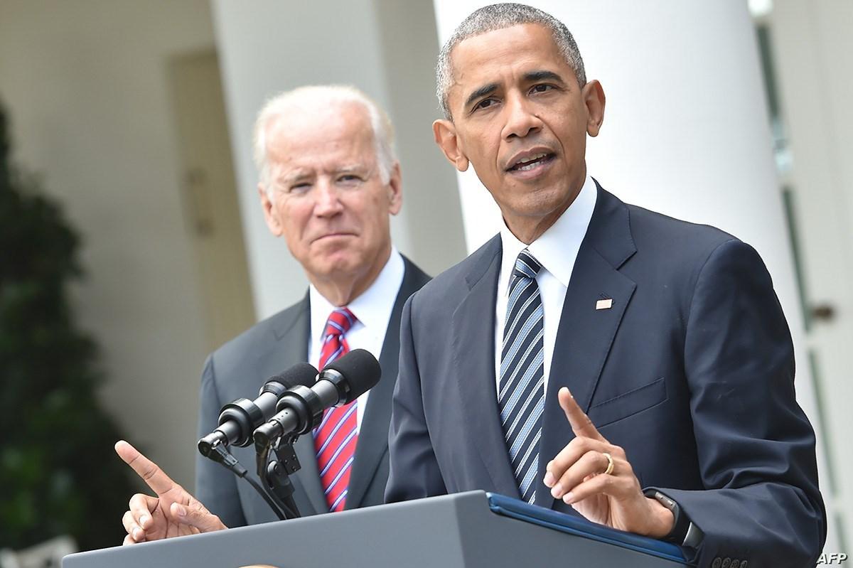 أوباما: لايمكن أن يكون لدينا رئيس يهين الناس لأنهم لا يدعمونه