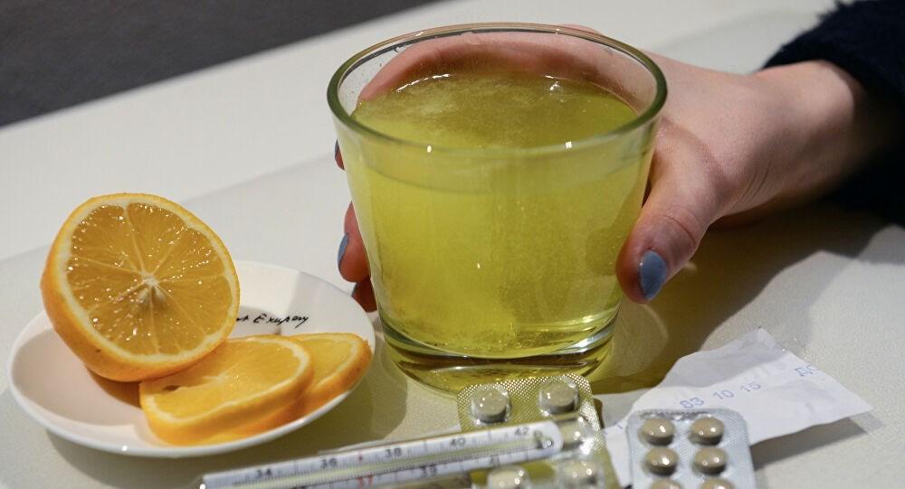 طبيبة روسية تعدد قائمة فيتامينات للوقاية من الإنفلونزا  والسارس