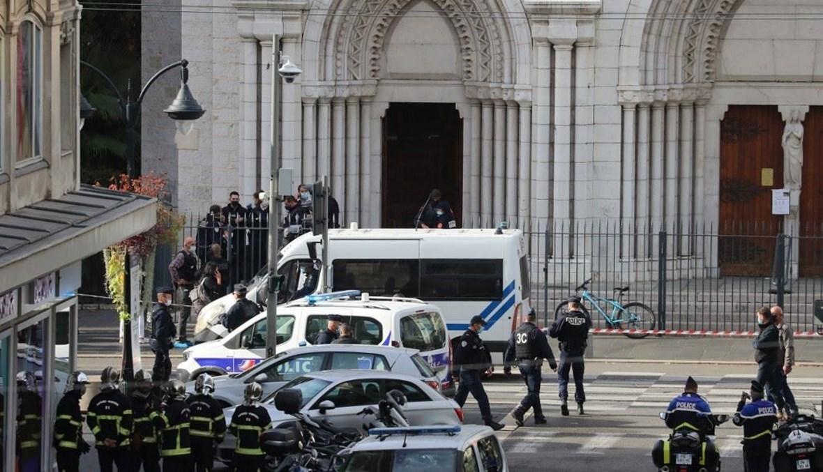 هجوم كنيسة نيس الفرنسية