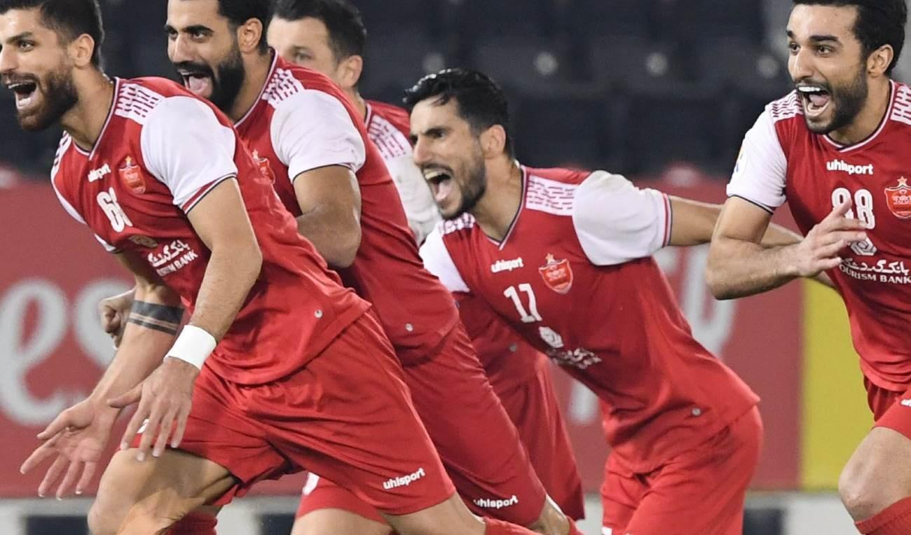 دوري أبطال آسيا: برسبوليس الإيراني إلى النهائي