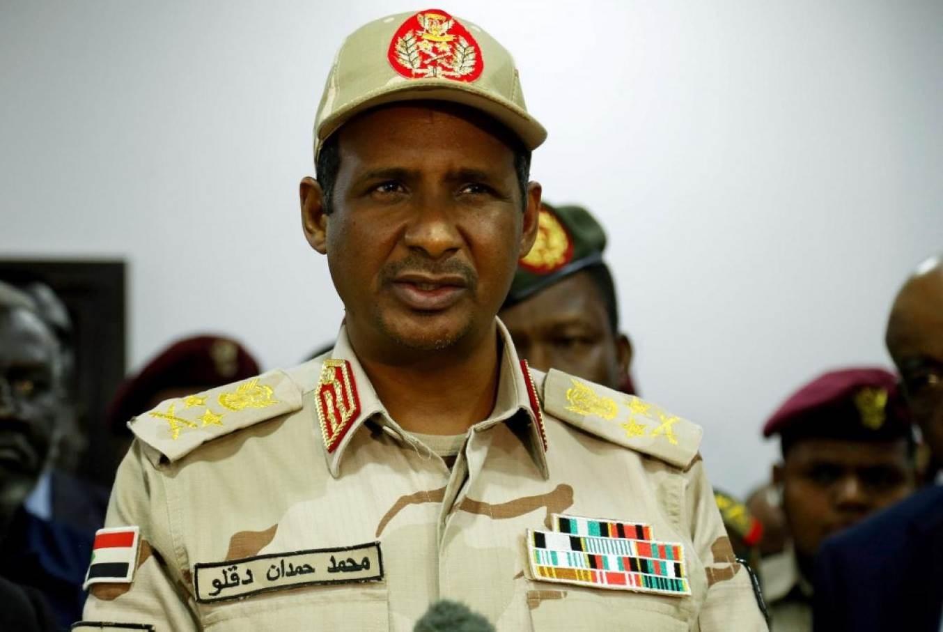 نائب رئيس مجلس السيادة السوداني: نحن نحتاج إلى