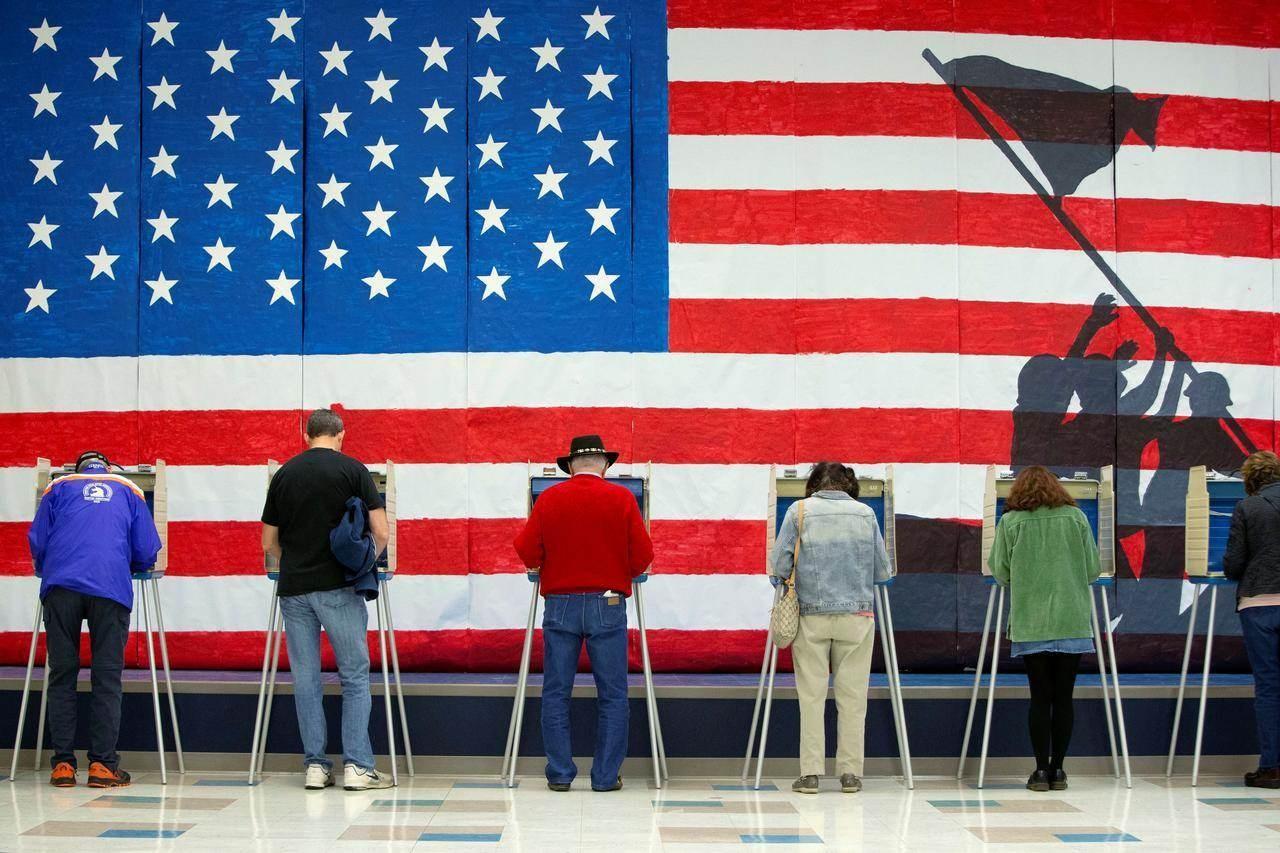 لا توجد أي سابقة في أميركا لوفاة مرشح فائز بعد الانتخابات وقبل التنصيب