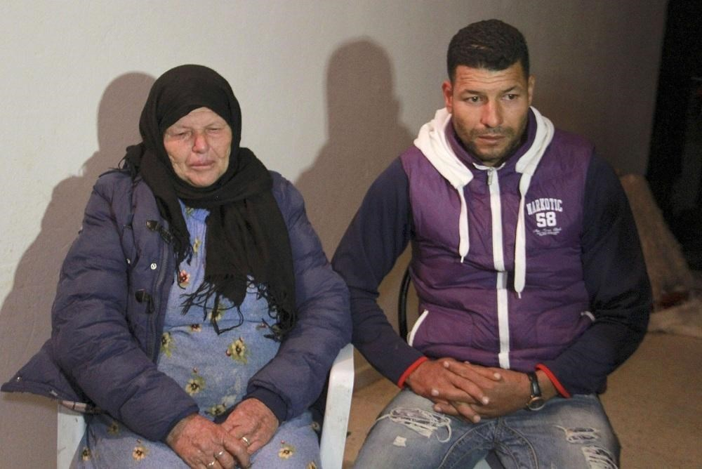 والدة وشقيق إبراهيم العيساوي منفذ عملية نيس الفرنسية