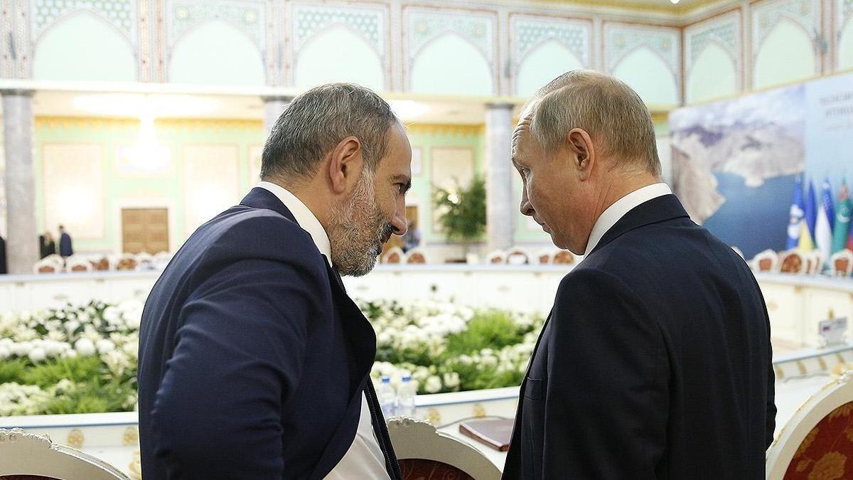 بوتين سبق أن استبعد تدخل روسيا عسكرياً في النزاع حول ناغورنو كاراباخ