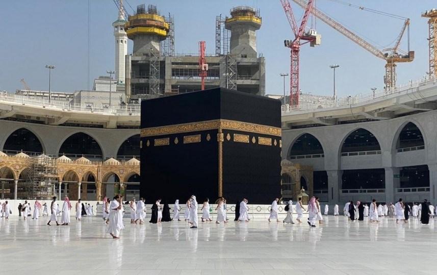 بعد أشهر من الإغلاق.. مكة المكرمة تستقبل المعتمرين