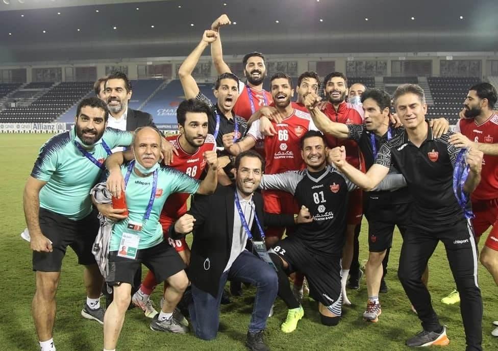 انتصارٌ لبرسبوليس بعد ظلم وافتراء ليس بجديد على الكرة الإيرانية لكنها تنتصر في كل مرّة