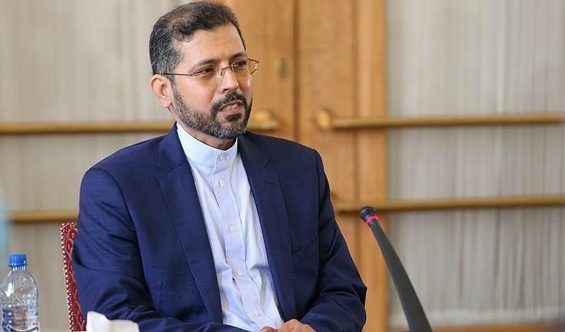 إيران: ندعو إلى وقف فوري لإطلاق النار واحترام وحدة أراضي أذربيجان وإجراء حوار سياسي