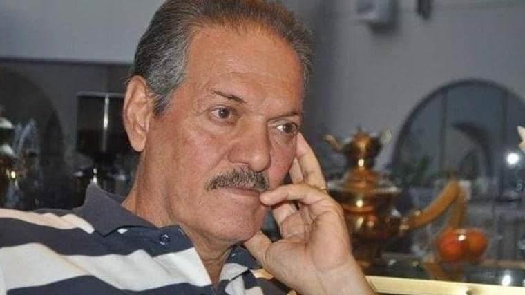 الممثل العراقي نزار السامرائي