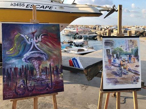صندوق التضامن تلقى دعماً من 150 مساهماً معظمهم من الفنانين والمثقفين في العالم العربي والخارج