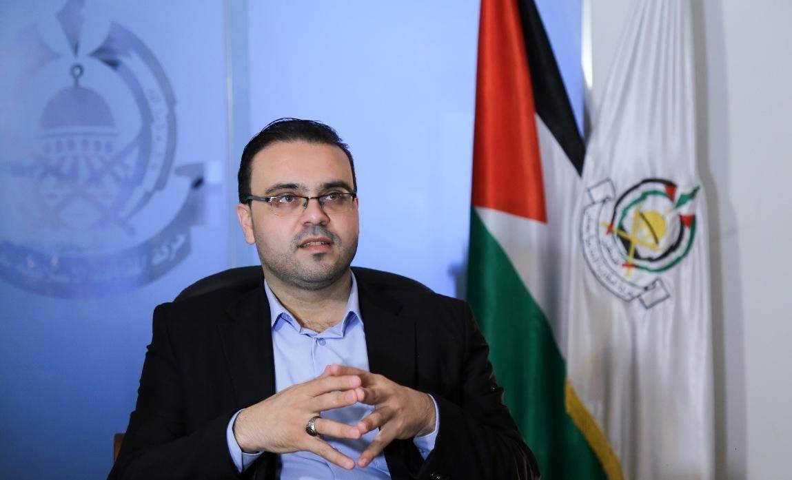 المتحدث باسم حركة حماس حازم قاسم.