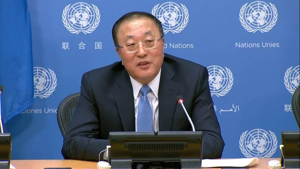 مندوب الصين لدى الأمم المتحدة ذكر أنّ فيروس كورونا يواصل تأثيره البالغ على جميع البلدان