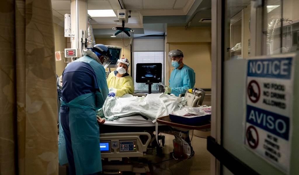 الدراسة أجريت على مرضى كورونا في مستشفى في منطقة شيكاغو.