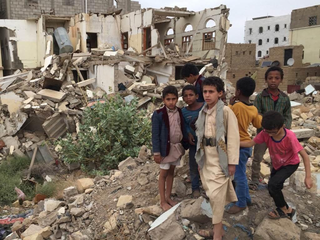 شهيدان وعدد من الجرحى اثر غارات سعودية في اليمن
