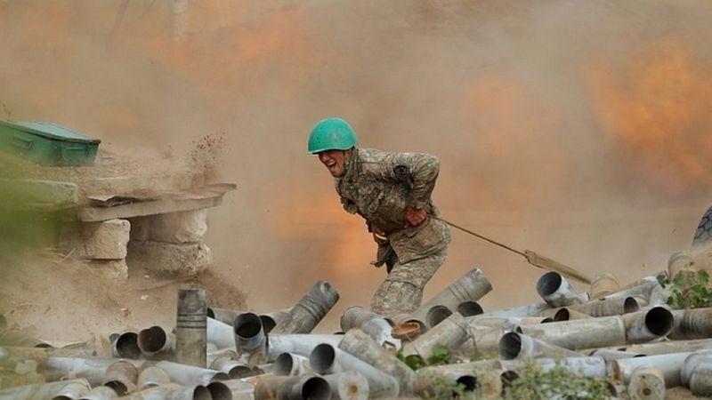 خطورة استمرار الحرب بين أذربيجان وأرمينيا على إيران