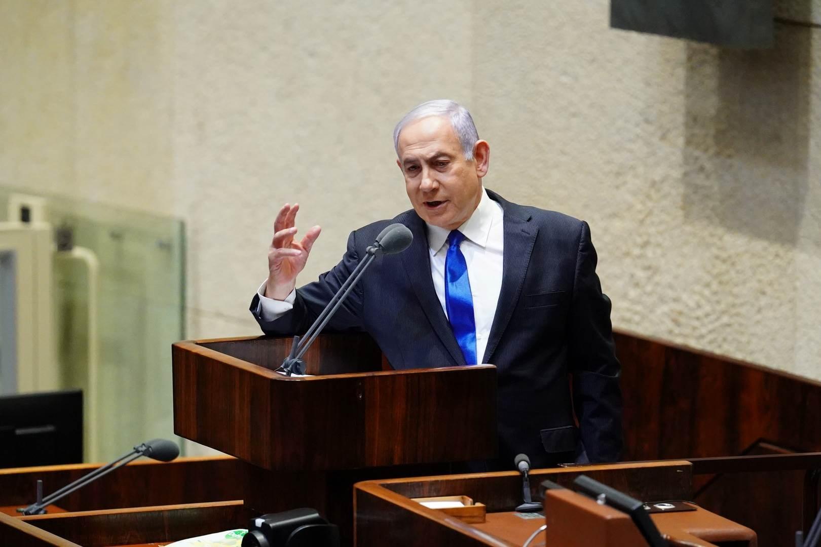 نتنياهو ينوي عرض اتفاقيات التطبيع على مجلس الوزراء والكنيست للمصادقة