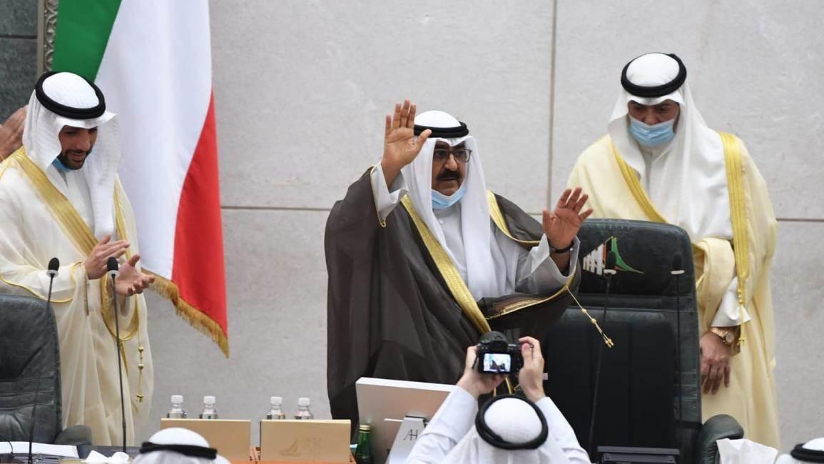 ولي العهد الشيخ مشعل: الكويت باقية على التزاماتها العربية والإقليمية والدولية
