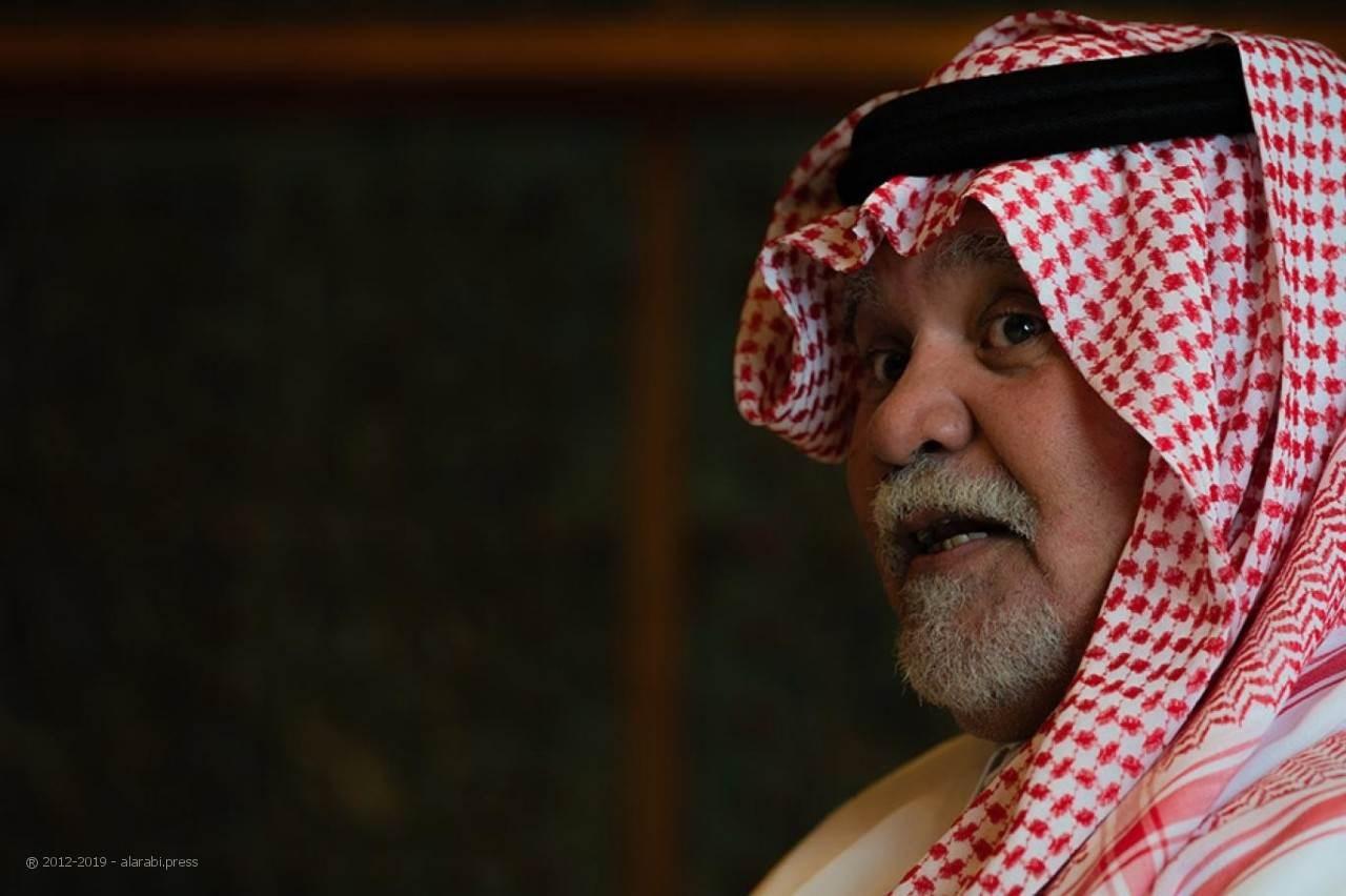 بندر بن سلطان بن عبد العزيز:على الرياض أن تركز على مصالحها
