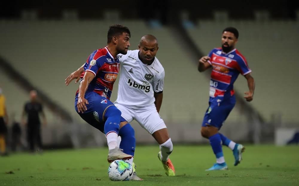 خسر أتلتيكو مينيرو أمام فورتاليزا 1-2