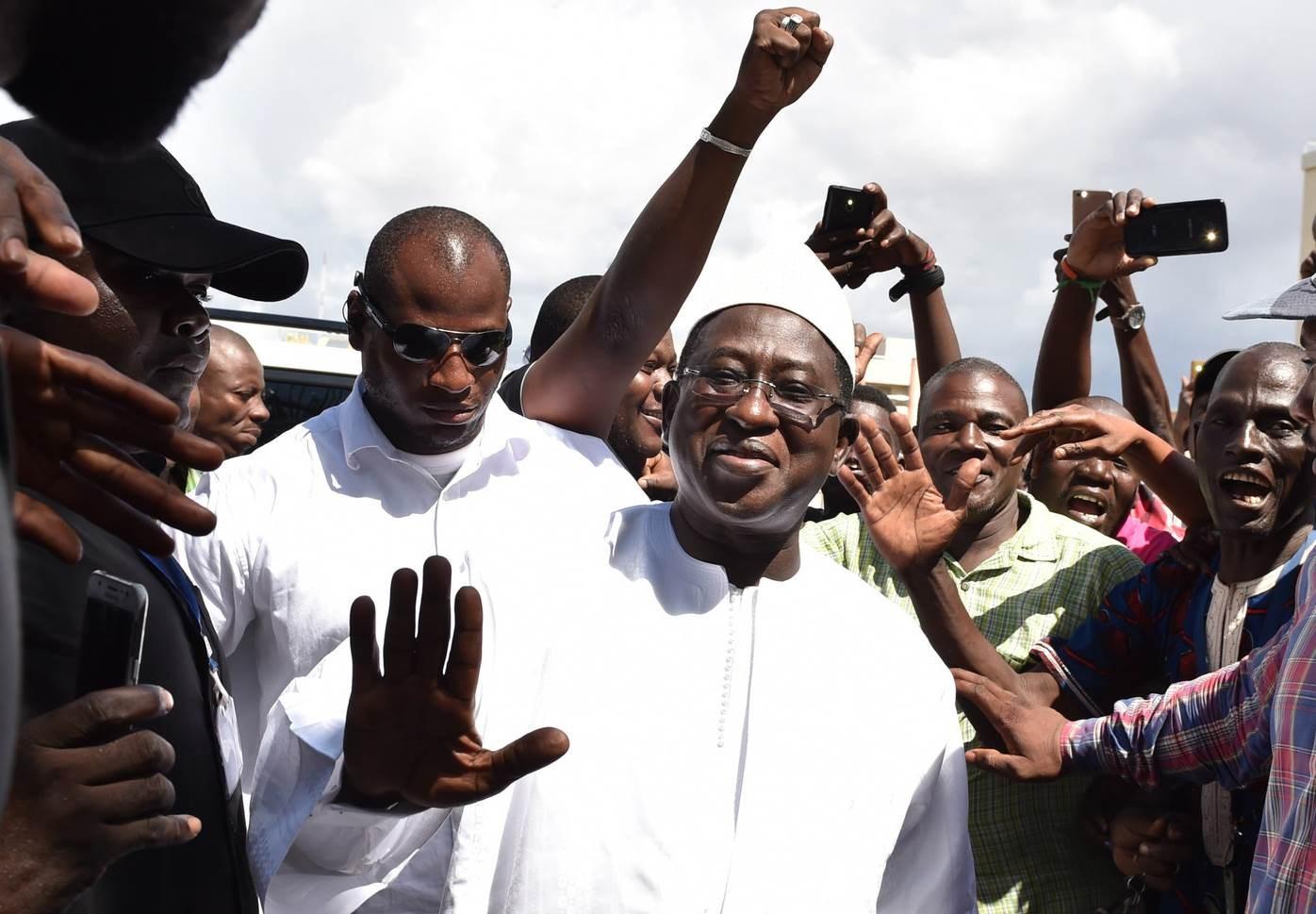 مالي: الإفراج عن زعيم المعارضة إسماعيلا سيسي وآخرين