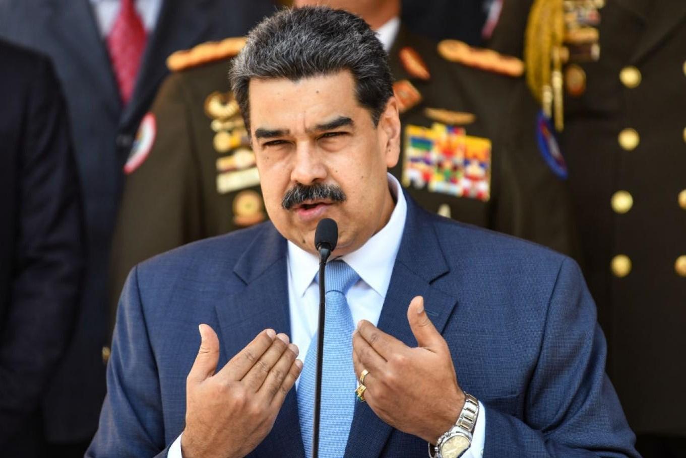 فنزويلا: هجوم جديد على مصنع للبتروكيماويات ومادورو يتهم كولومبيا وأميركا