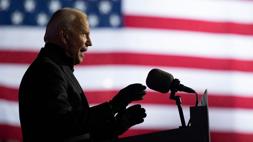 أغلب سياسات بايدن وتحركاته ستعتمد بشكل أساسي على مصالح الولايات المتحدة في الدرجة الأولى