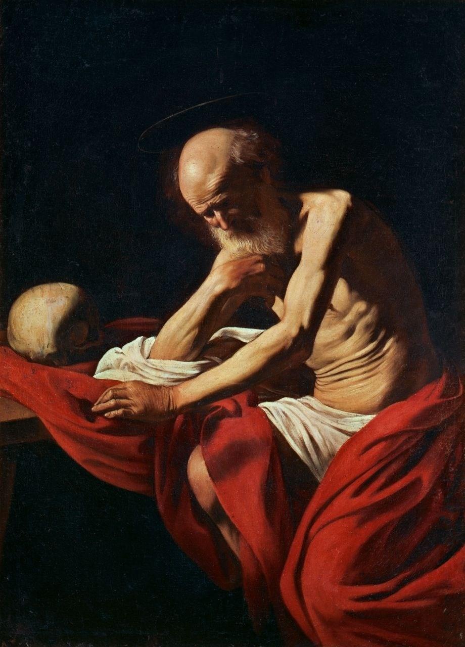 آباءٌ على وَرَق (Michelangelo Merisi da Caravaggio)
