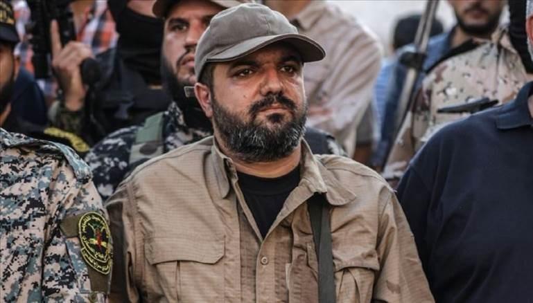 القائد في سرايا القدس الذراع العسكري للجهاد الاسلامي، الشهيد بهاء أبو العطا.