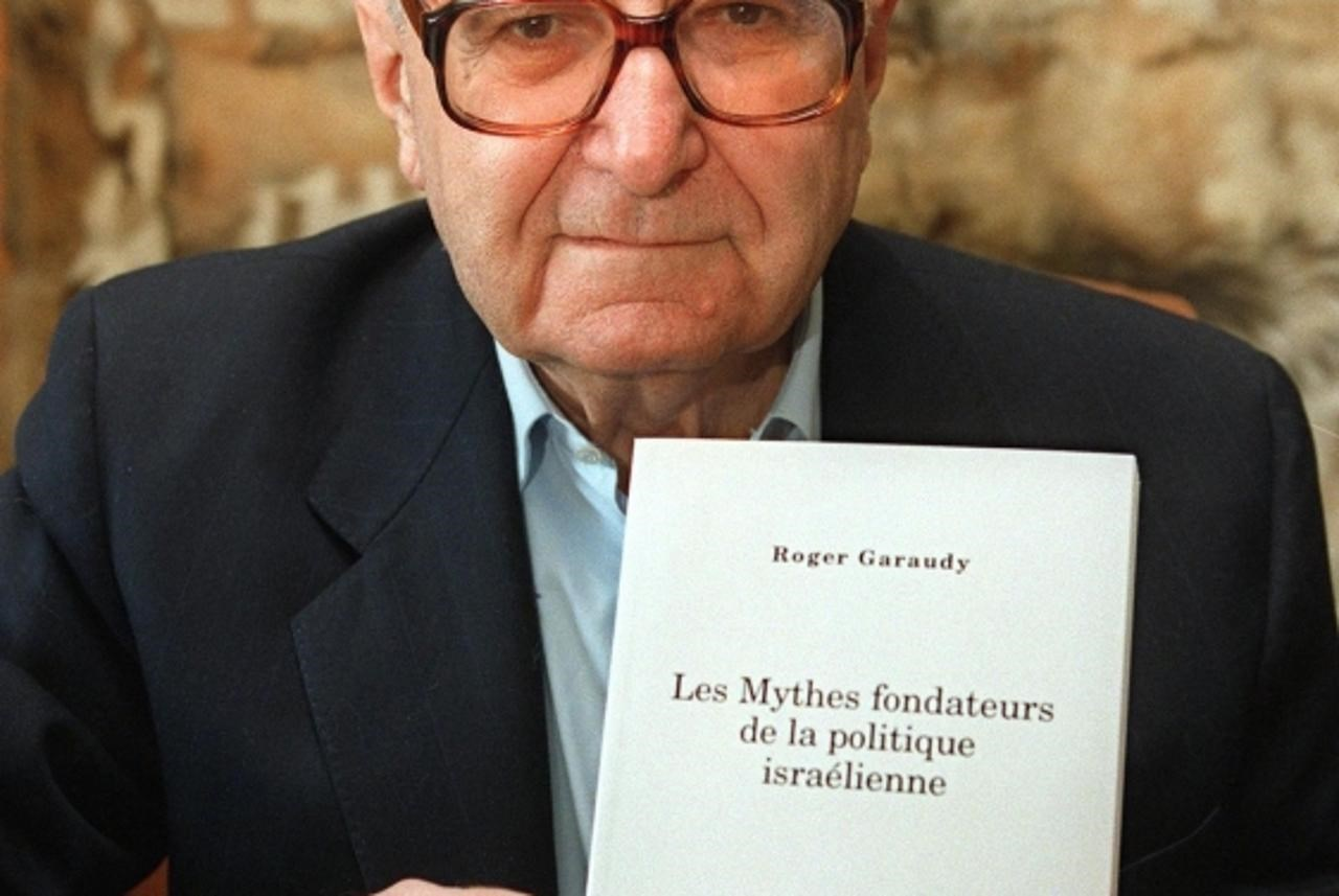 روجيه غارودي.. رجل المراجعات المستمرة