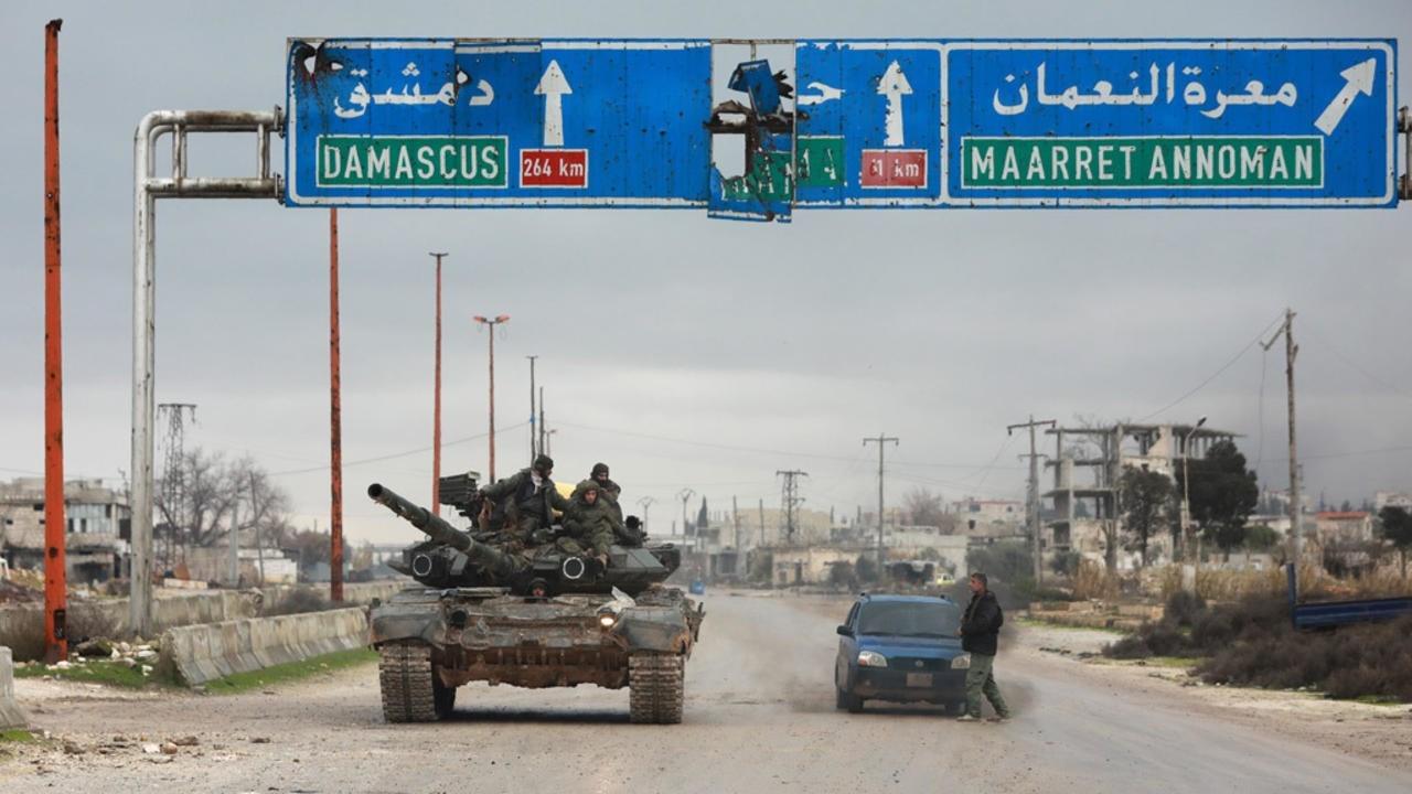 الجيش السوري يستعيد السيطرة على نقطة المراقبة التركية جنوب معرة النعمان