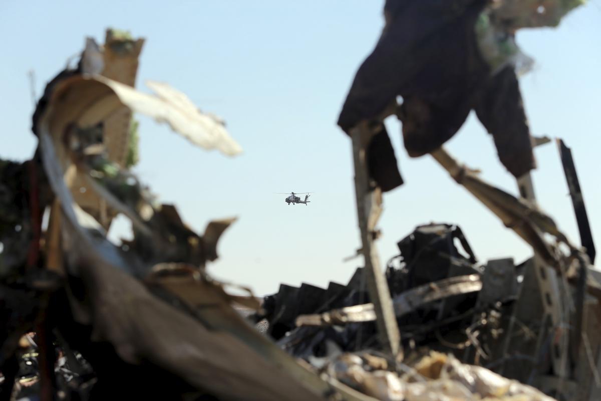 تحطم مروحية في سيناء ومقتل 7 بينهم أميركيين