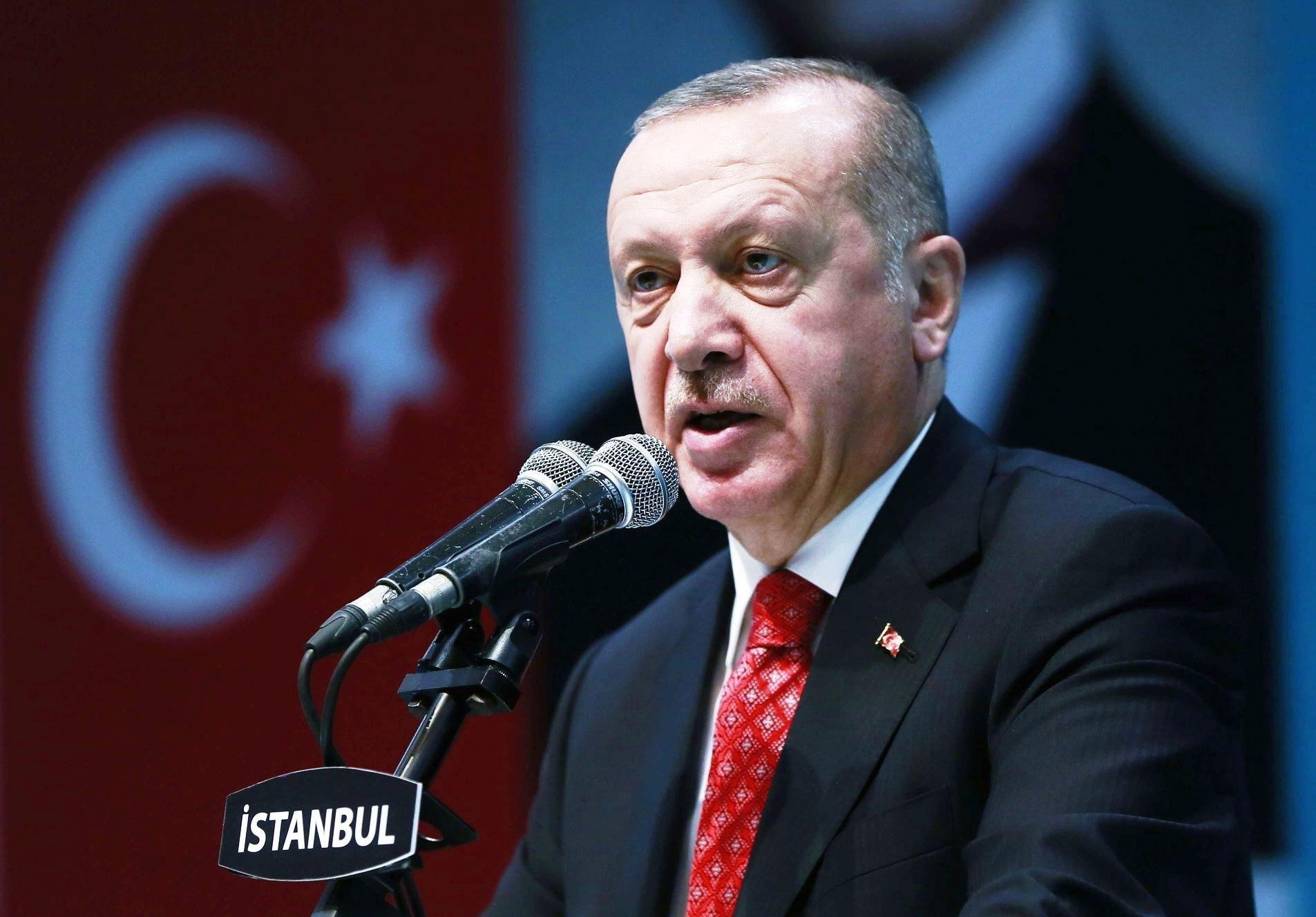 إردوغان: نظام