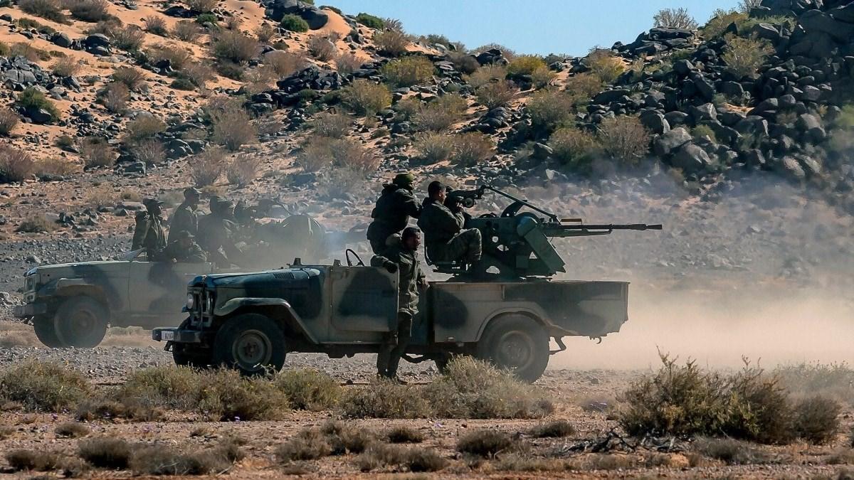 الجزائر تستنكر الانتهاكات الجسيمة في منطقة الكركرات الصحراوية وتطالب بوقف فوري لإطلاق النار