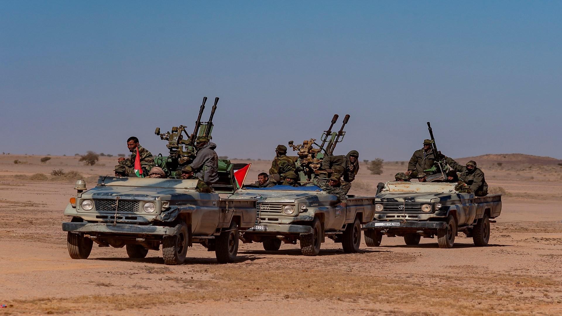 المغرب يعلن بدء عملية عسكرية في منطقة الكركرات مع الصحراء الغربية