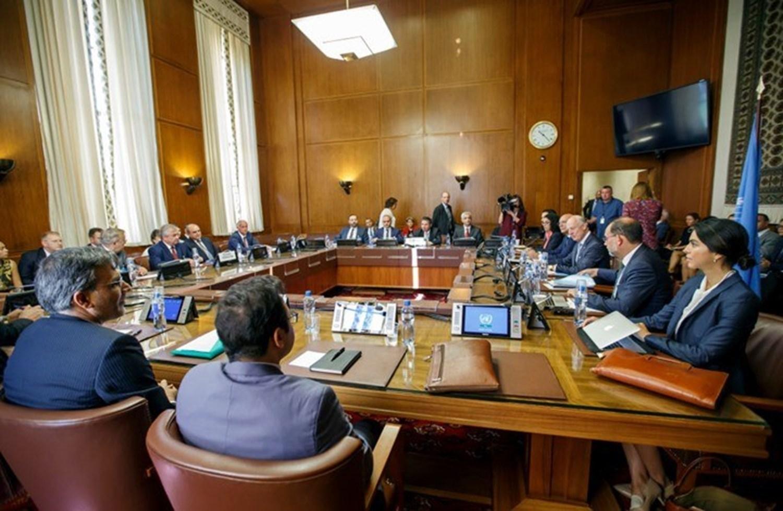 اللجنة الدستورية السورية تعود إلى الانعقاد بعد الاتفاق على جدول الاعمال