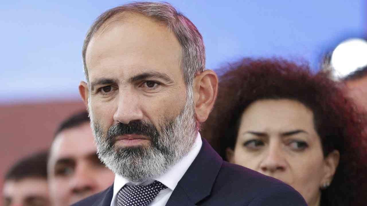 رئيس الوزراء الأرميني نيكون باشينيان (صورة أرشيفية)
